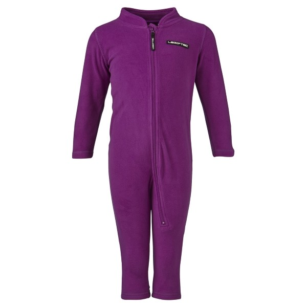 LEGO WEAR Mädchen Kinder Fleece Overall purple Seth 651 Gr. 74 - 104