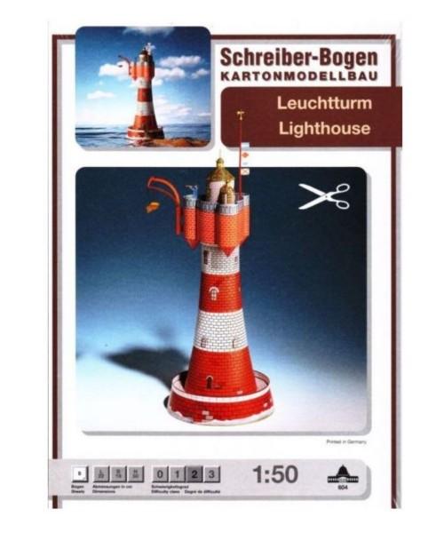 Schreiber-Bogen Kartonmodellbau Leuchtturm
