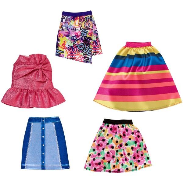 Mattel Barbie Fashion Röcke (Motivauswahl)