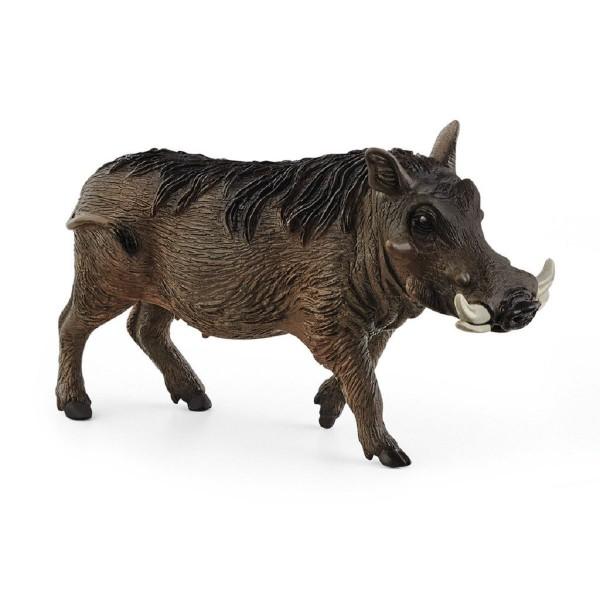 Schleich Spielfigur Warzenschwein