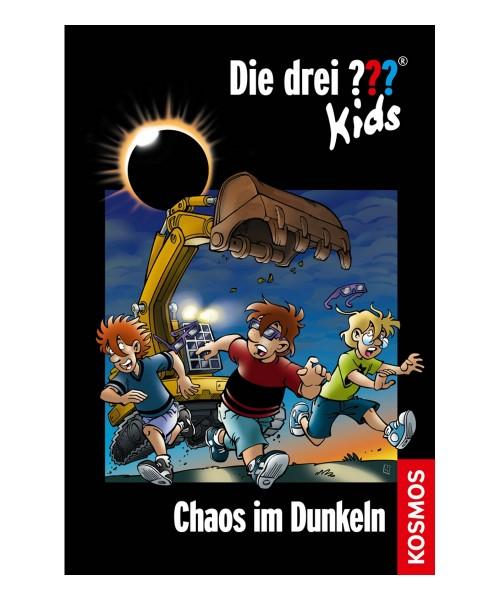 Kosmos Kinderbuch Die drei ??? Kids Chaos im Dunkeln (Bd. 68)