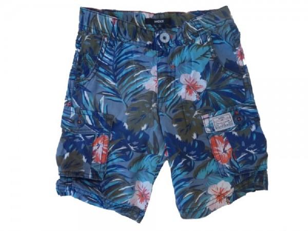MEXX Jungen Kinder Cargo-Shorts vintage indigo blue Gr. 98 - 152