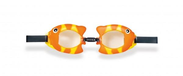 Intex Kinder Schwimmbrille Fun Fisch