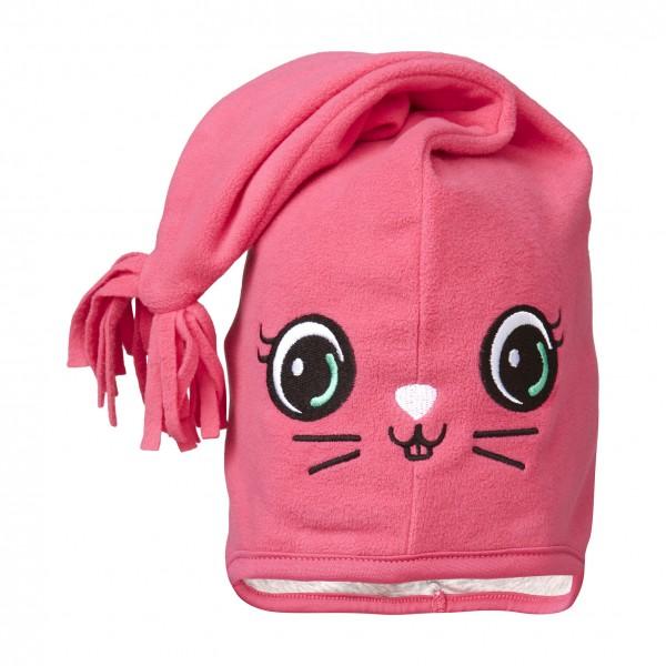 Lego Wear Mädchen Fleece Mütze pink Gr. 48 - 50