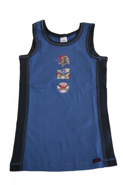 KANZ Jungen Unterhemd Pirat Gr. 92 - 140