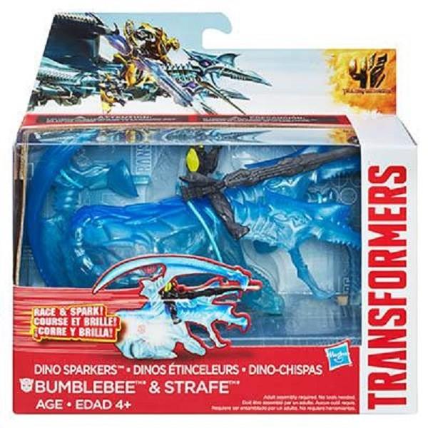 HASBRO Transformers Age of Extinction Bumblebee und Strafe A6495
