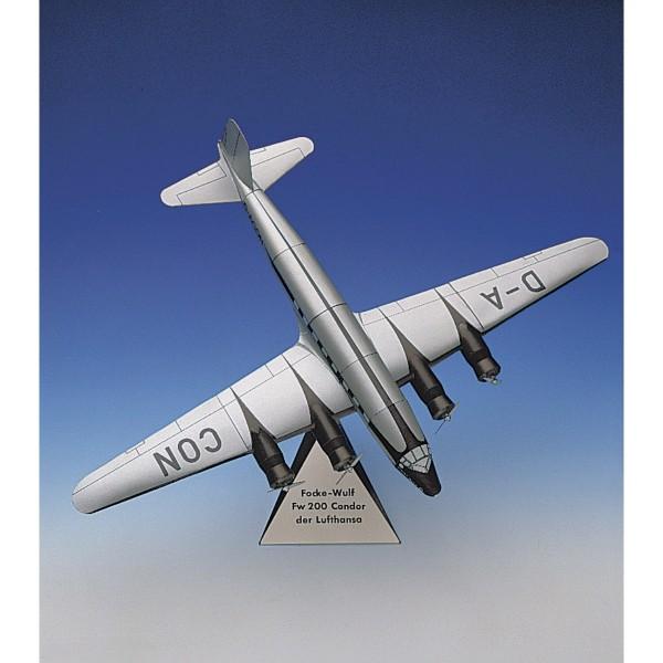 Schreiber-Bogen Modellbau Focke Wulf Fw 200 Condor