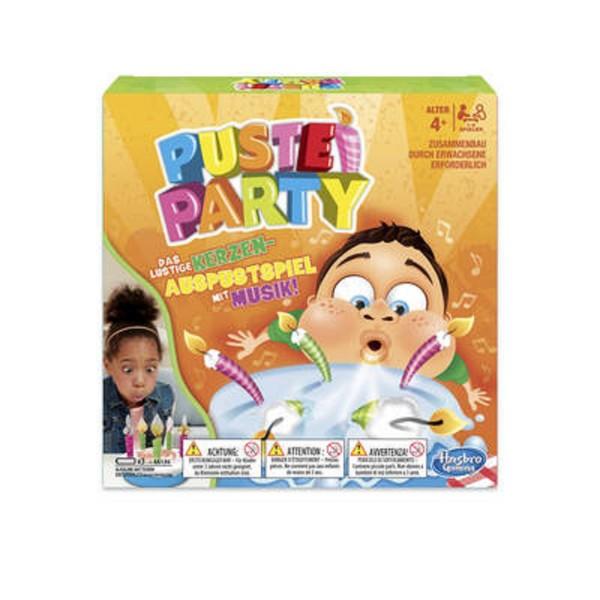 Hasbro Spiel Puste Party