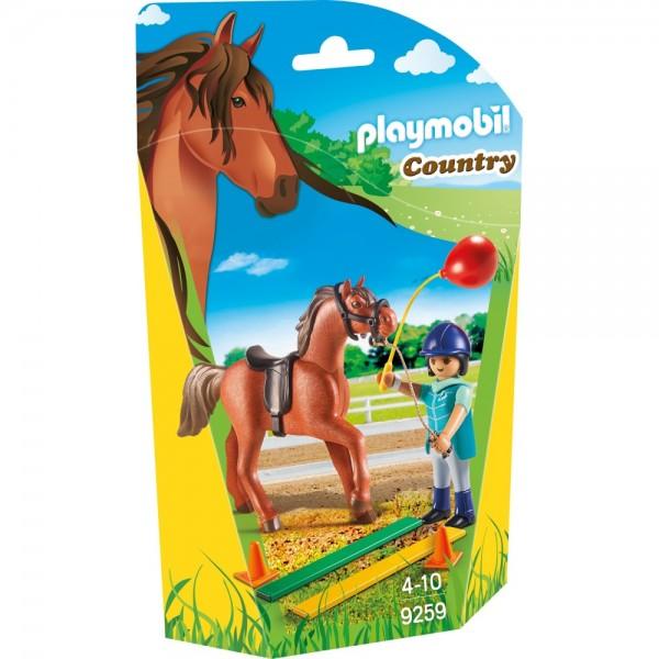 Playmobil® Country Pferdetherapeutin 9259