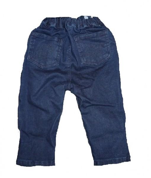 RIVER WOODS - Kinder Mädchen Jeans-Hose dunkelblau Gr. 74 - 110