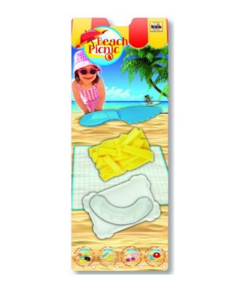 Sandspielzeug Beach Picnic Imbiss-Set