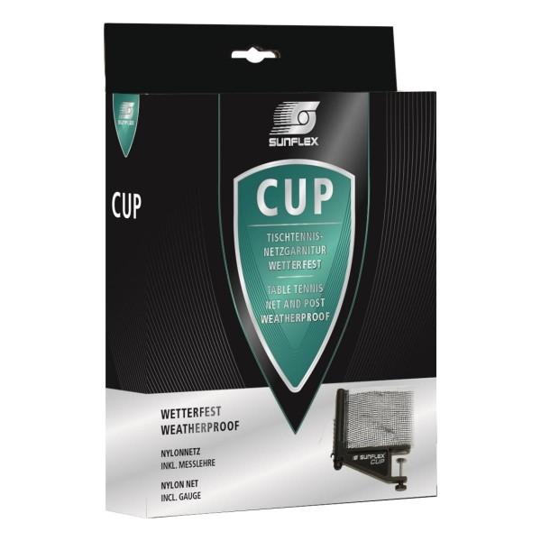 Sunflex Tischtennis Netzgarnitur CUP