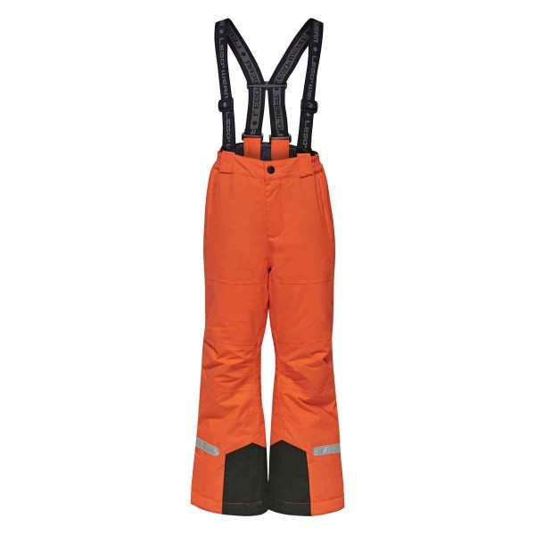 LegoTec Kinder Skihose Ping 775 orange Gr. 110 - 164