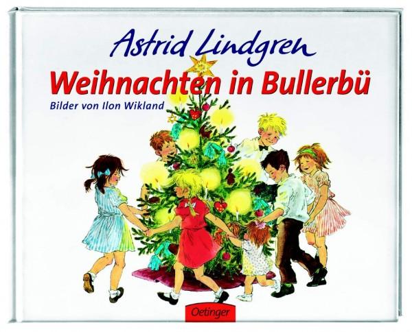 Kinderbuch Weihnachten in Bullerbü