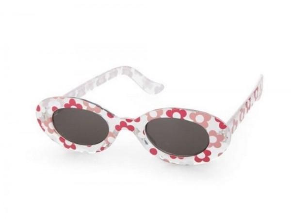 EGMONT TOYS Baby Sonnenbrille transparent mit Blumen