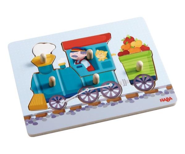 Haba Greifpuzzle Eisenbahn