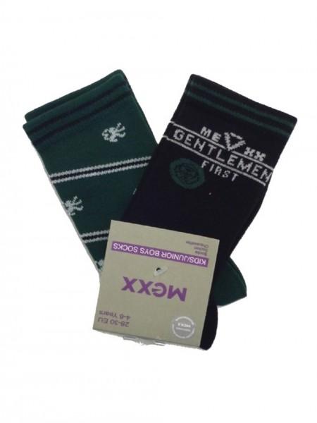 MEXX Jungen 2er-Pack Socken tap shoe Gr. 28 - 36