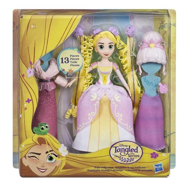 Hasbro Disney Rapunzel Die Serie Rapunzels Styling Kollektion