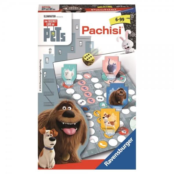 Ravensburger Mitbringspiel The Secret Life of Pets Pachisi