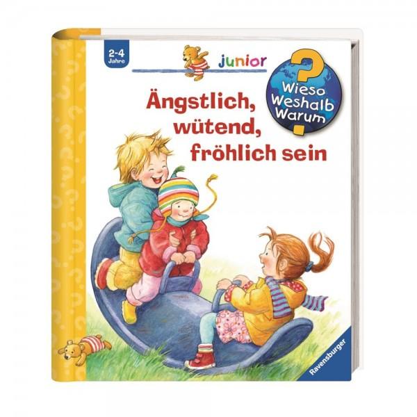 Ravensburger Wieso Weshalb Warum? Ängstlich, wütend, fröhlich (Bd 32)