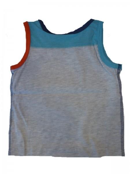 MEXX Jungen Kinder Top-Shirt paper melange Gr. 74 - 92