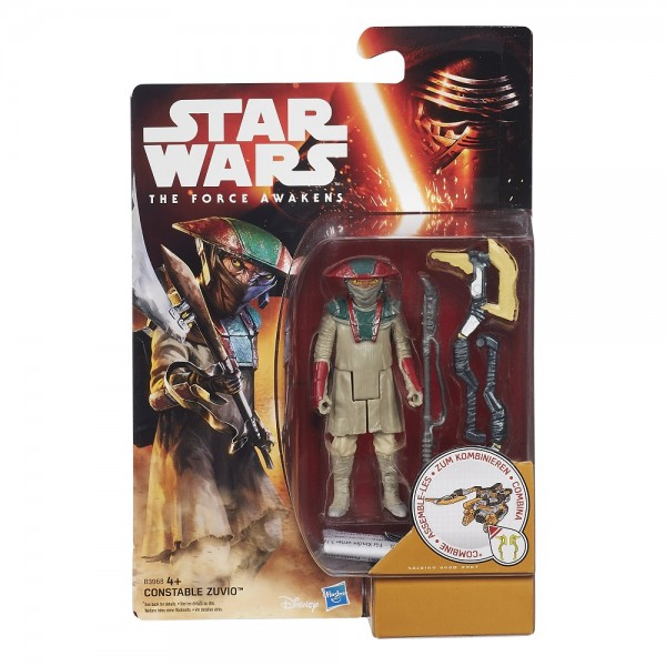 Hasbro Star Wars Basisfigur Constable Zuvio