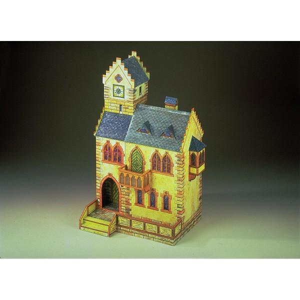 Schreibers Dekorative Modelle Mittelalterliches Rathaus