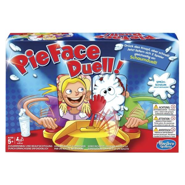 Hasbro Spiel Pie Face Duell