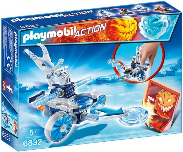 Playmobil® Action Frosty mit Disc-Shooter 6832