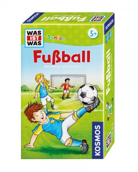 Kosmos Mitbringspiel Was ist Was Junior - Fußball
