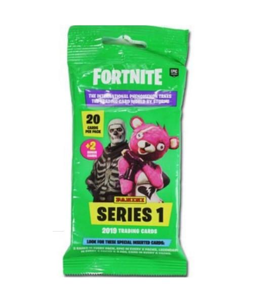Panini Fortnite Fatpack Booster Serie 1