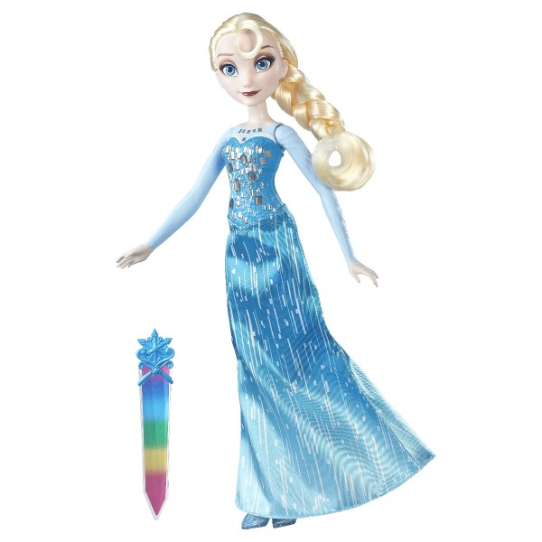 Hasbro Disney Die Eiskönigin Elsas funkelnder Kristallzauber