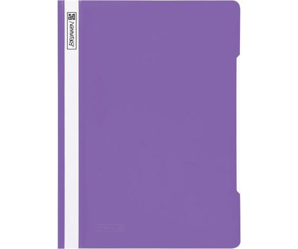 Schnellhefter A4 violett