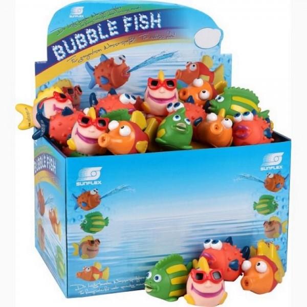 Sunflex® Wasserspritztiere BUBBLE FISH