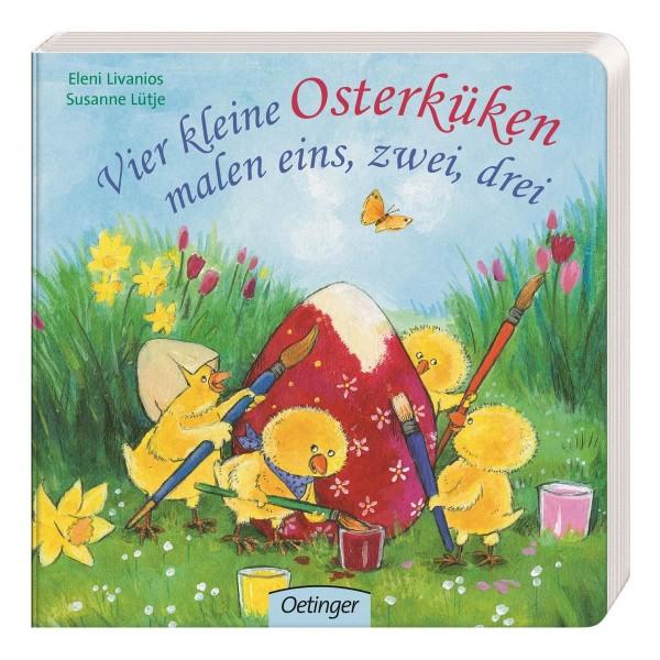 Kinderbuch Vier kleine Osterküken
