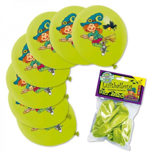 LUTZ MAUDER Kindergeburtstag Halloween Luftballons Mira Mistelzweig