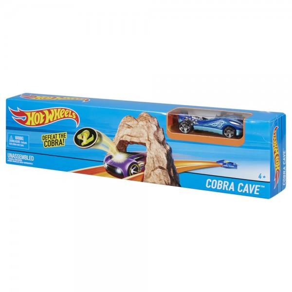 Mattel Hot Wheels Action Trackset Cobra Cave