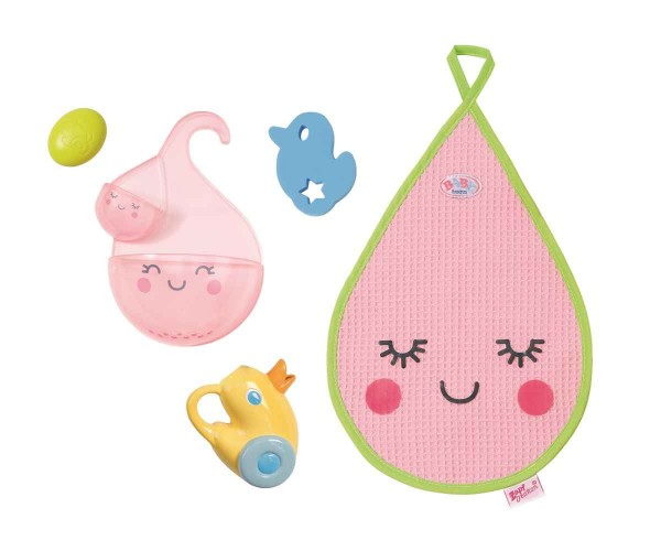 BABY born® Bade-Accessoires