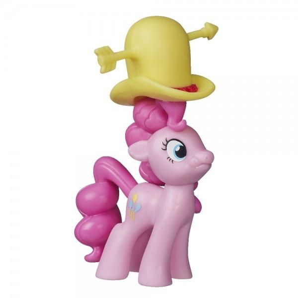 Hasbro My Little Pony Pinkie Pie mit Hut