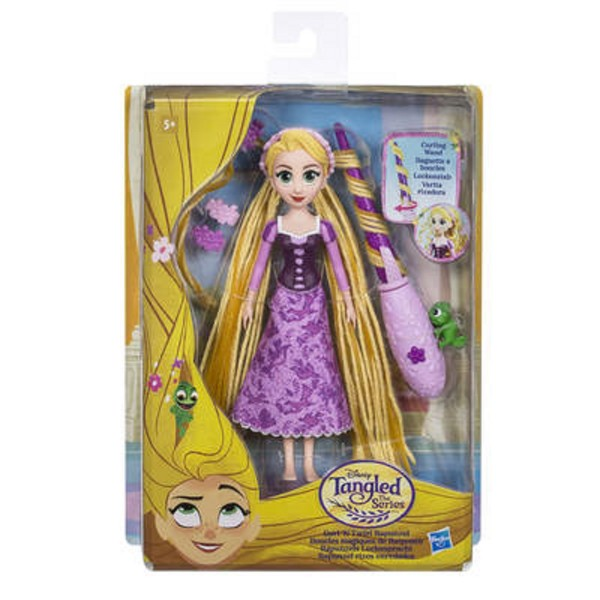 Hasbro Disney Rapunzels Lockenpracht Puppe