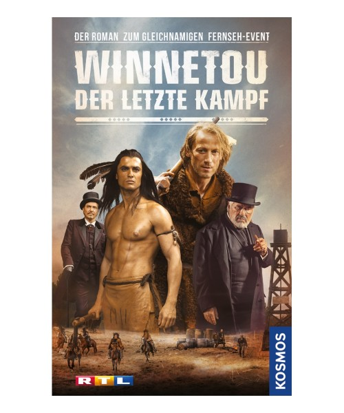 Kinderbuch Winnetou Der letzte Kampf (Teil 3)