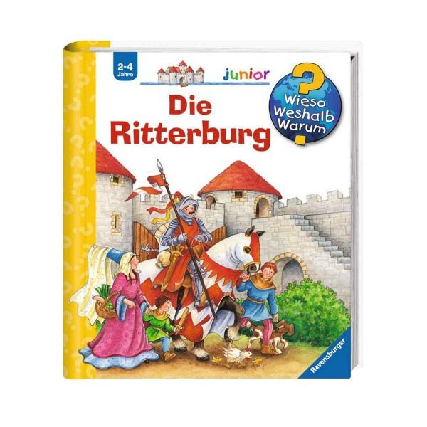 Ravensburger Kinder Buch Wieso Weshalb Warum? Junior Die Ritterburg