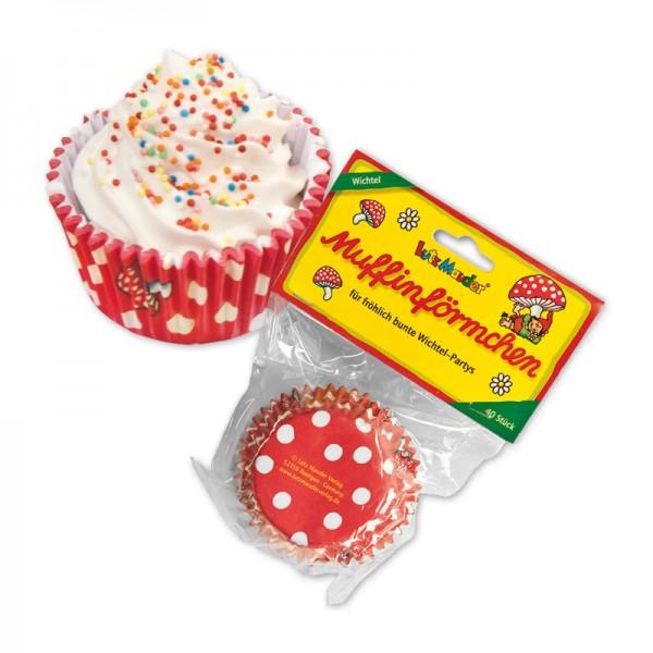 LUTZ MAUDER Kindergeburtstag Muffinförmchen Tommi Tüpfel
