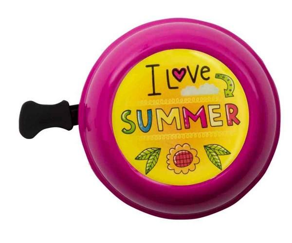 bbeBells Fahrradklingel I Love Summer