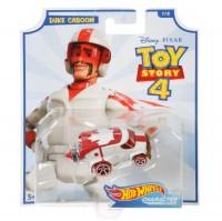 Mattel Hot Wheels Spielzeugauto Toy Story 4 Duke Caboom