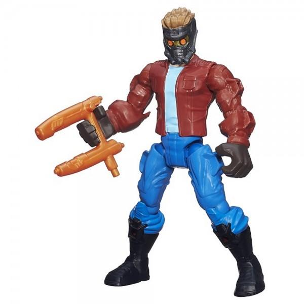 Hasbro Marvel Super Hero Mashers 6'' Figuren - Peter Quill B0876