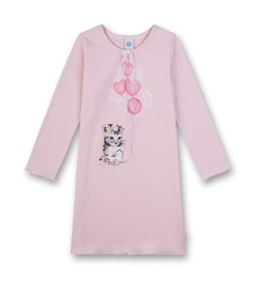 Sanetta Mädchen Nachthemd Kätzchen Gr. 92 - 140