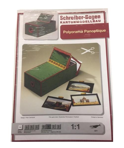 Schreiber-Bogen Kartonmodellbau Polyorama