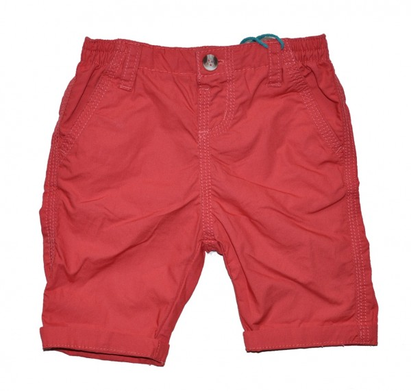 Paglie Jungen Mini Boys Shorts coral Gr. 68 - 98