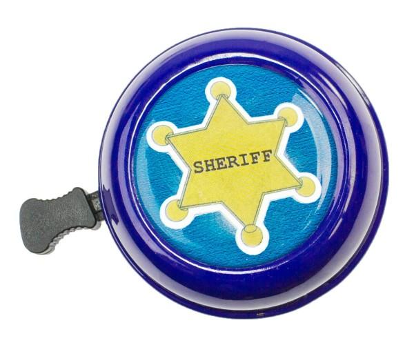 bbeBells Fahrradklingel Sheriff